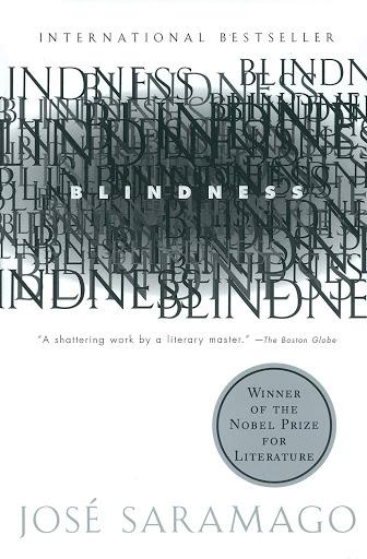 《失明症漫記》英文版封面