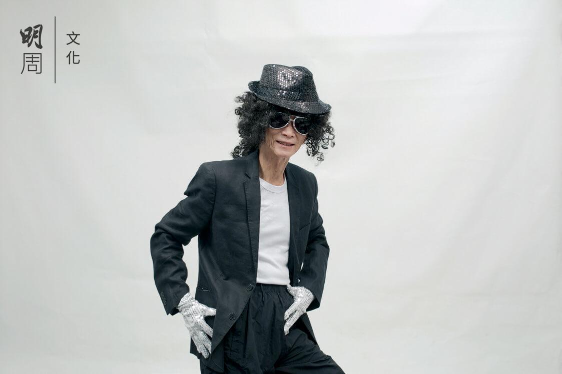 扮Michael Jackson 娛樂大眾