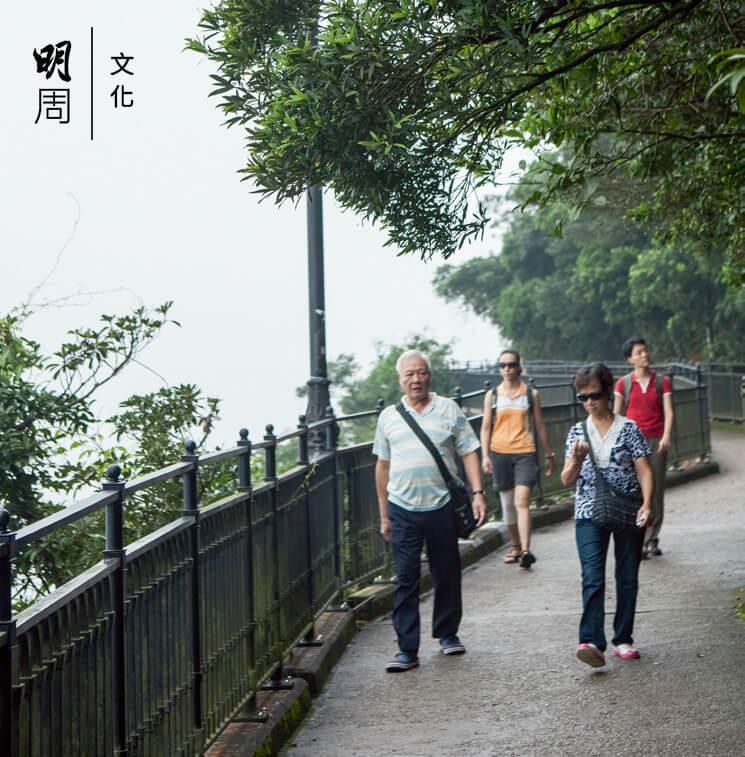 每小時人流達一千人次,可見盧吉道甚受遊人歡迎。