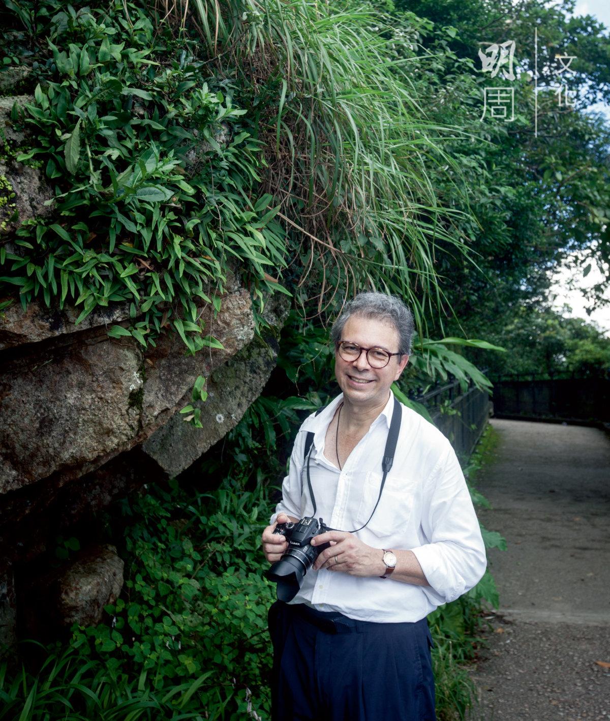 白理桃律師本身亦是一個自然愛好者。