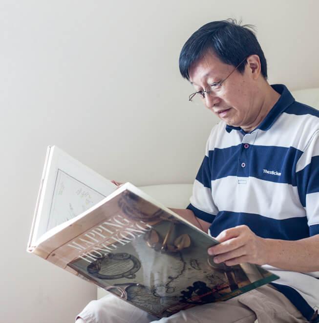 《香港工程考》作者兼退休工程師馬冠堯
