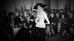1947年,Christian Dior首度發佈個人Haute Couture高級訂製時裝系列。