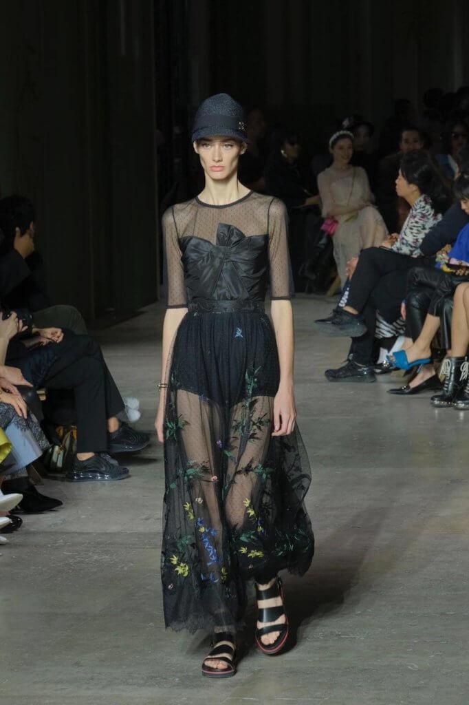 自2008年首次參加巴黎時裝周以來,Shiatzy Chen首次缺席活動,予人相當可惜。
