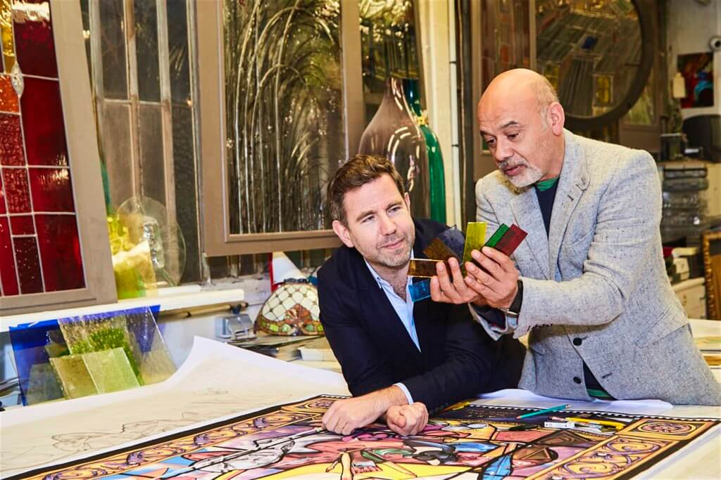 christian-louboutin-and-oliver-gabet