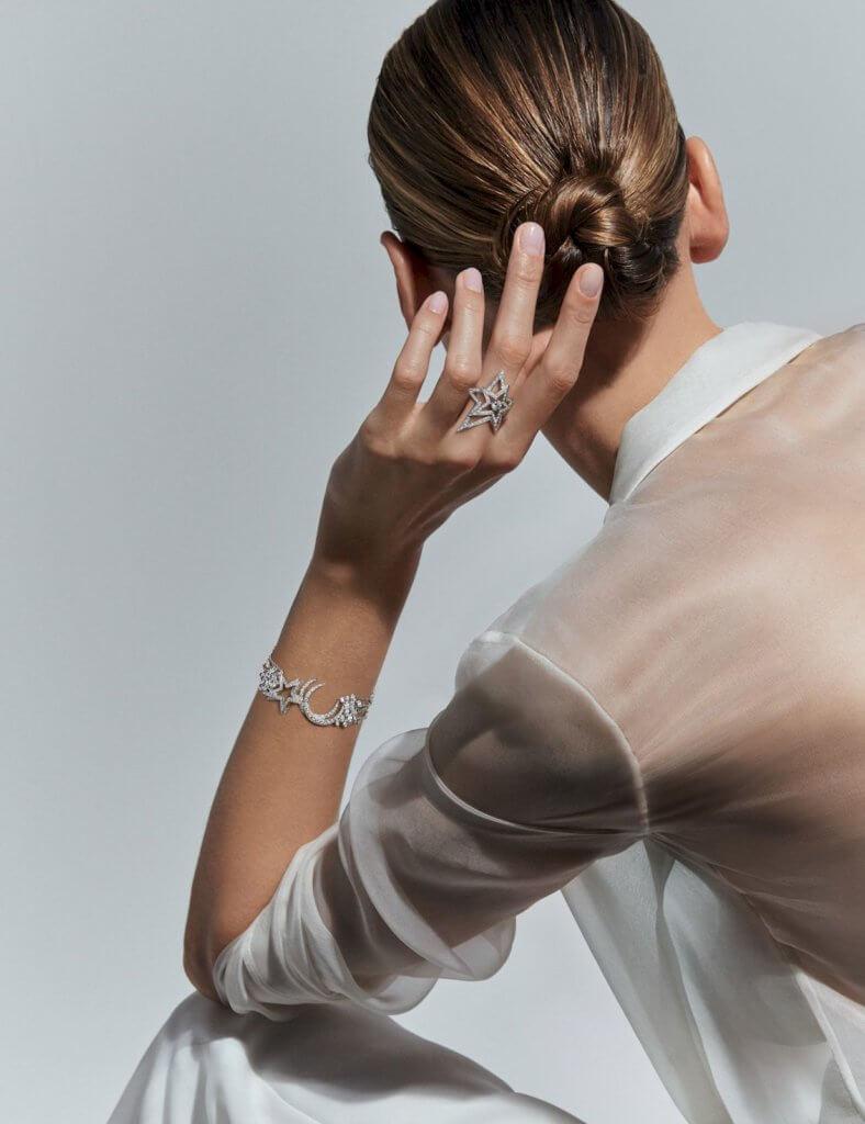 Giorgio Armani 於去年首次推出High Jewelry系列。