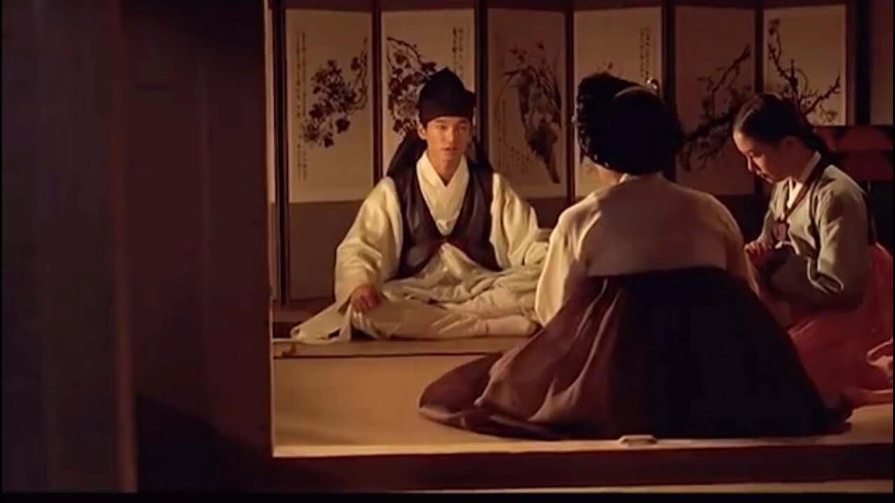 《春香傳》,2000