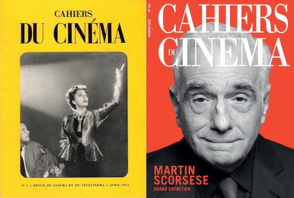 左圖為《電影筆記》第一期,右圖為《筆記》最新一期