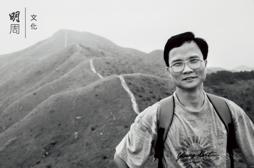 跑足十八次百公里毅行者。王醫生決心行山行到八十歲。