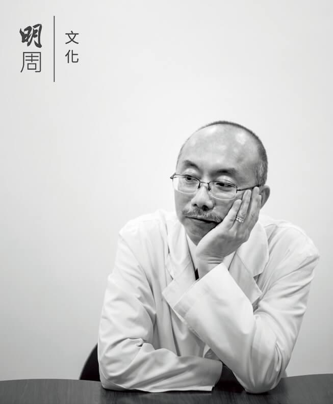 屯門醫院內科及老人科部門主管、老人科專科醫生 莫俊強(54歲)