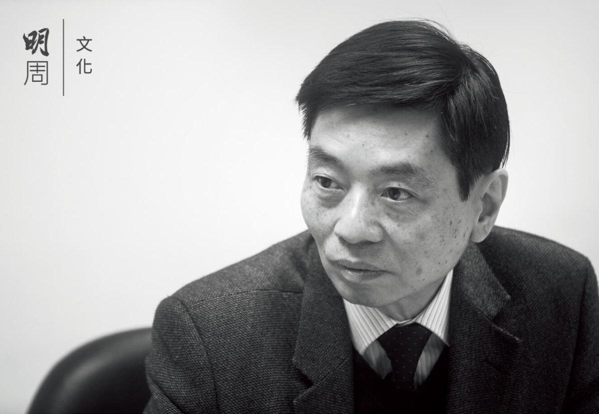 香港老年學會會長 梁萬福 (60歲)