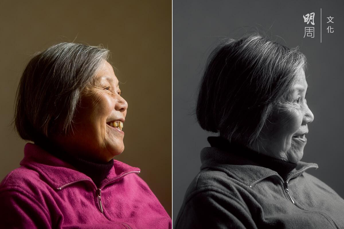 吳暖喬(八十歲) 看兩科;每年到醫院覆診三至四次,每日吃三粒藥。