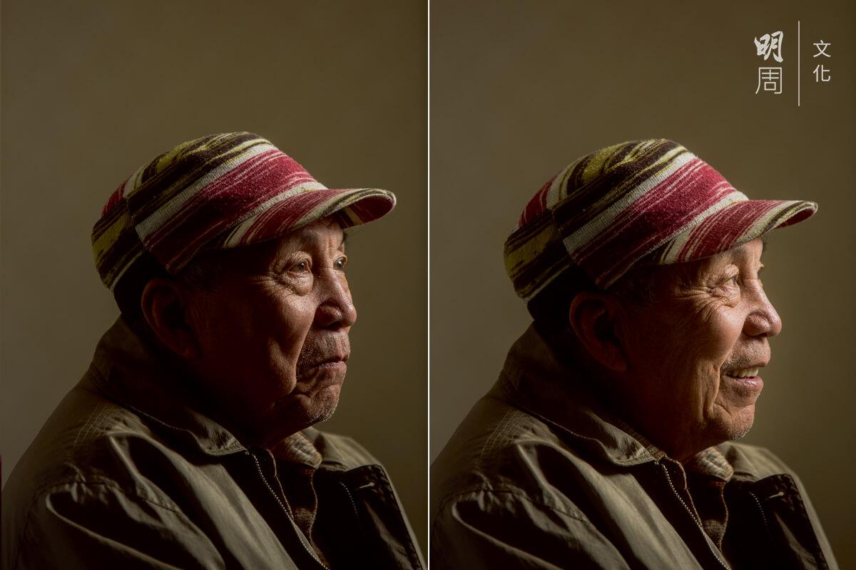 劉耀輝(八十歲) 看一科;每年到醫院覆診,每日吃兩粒藥。