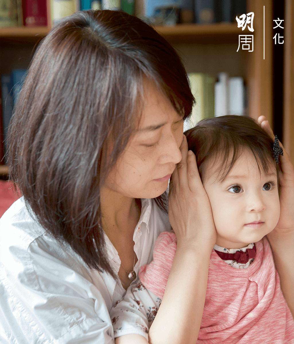 Jie擔心噪音對孩子的成長造成重大影響