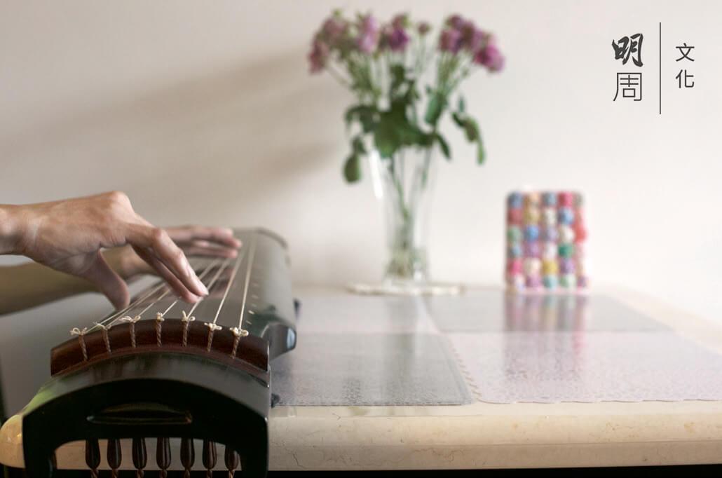 作為琴人的樂趣是獨奏