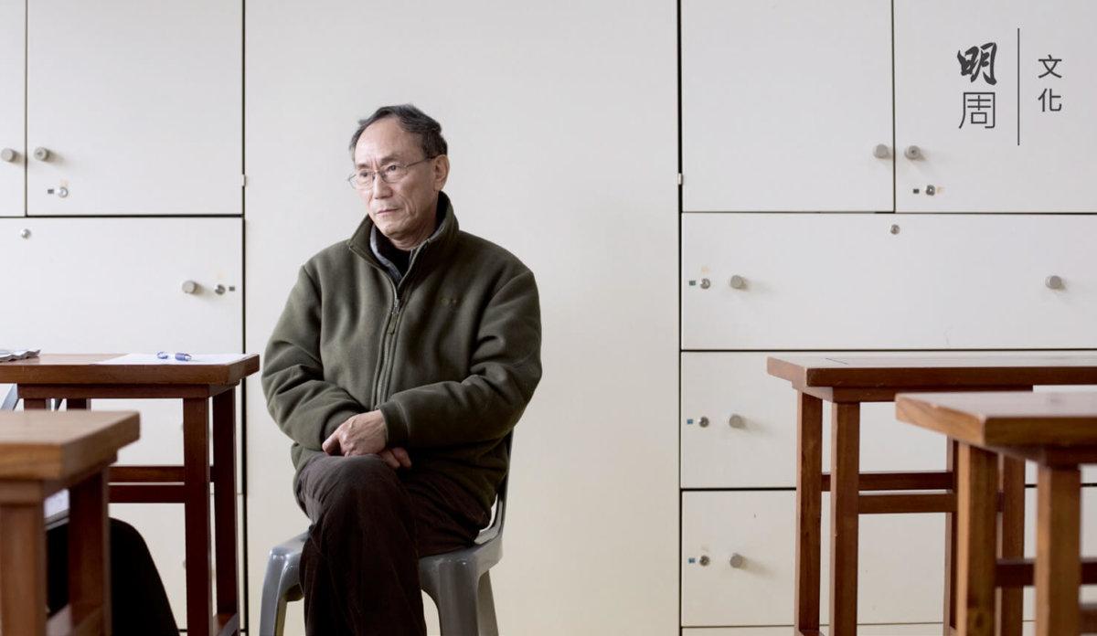 「國家級非物質文化遺產項目古琴藝術代表性傳承人」姚公白選擇來港授課。