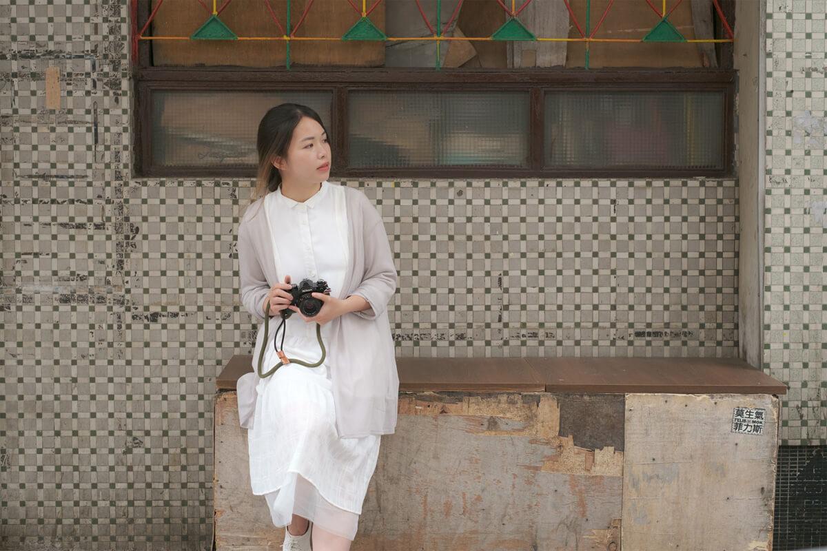 林曉敏(Hiuman)與友人設立「香港遺美」專頁,以拍攝記錄老店的温度。