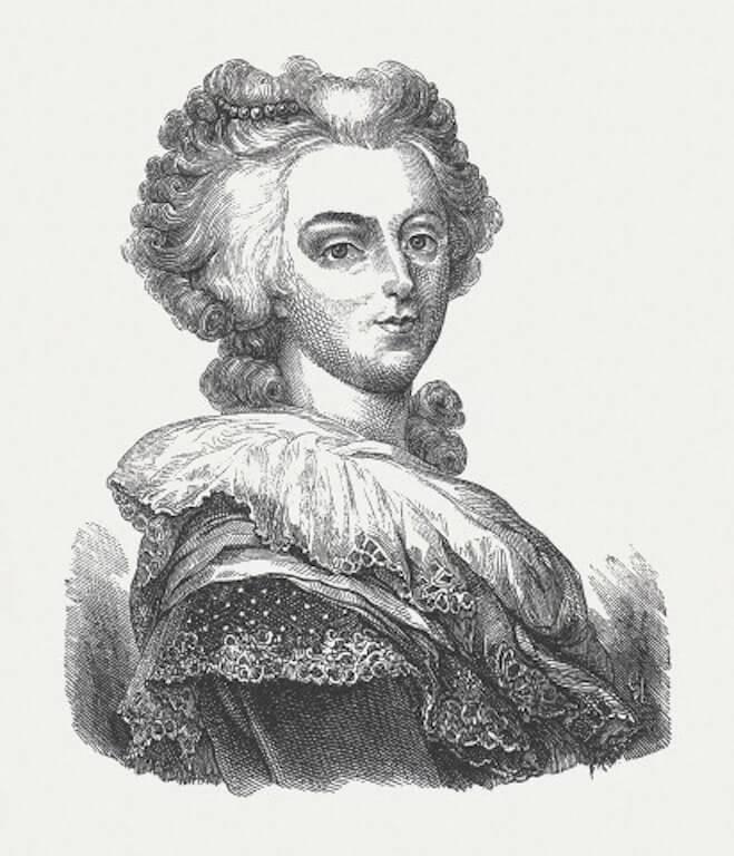 瑪麗皇后可說是牛角包成為法國名物的推手,相傳一七七〇年她嫁到法國時,而讓法國人認識。
