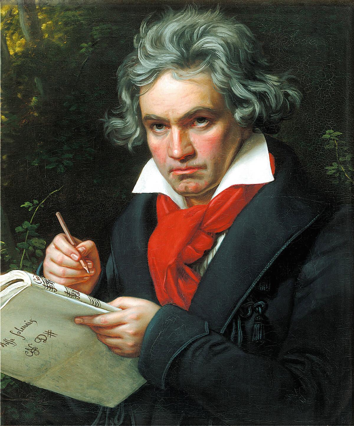 貝多芬(1770-1827)