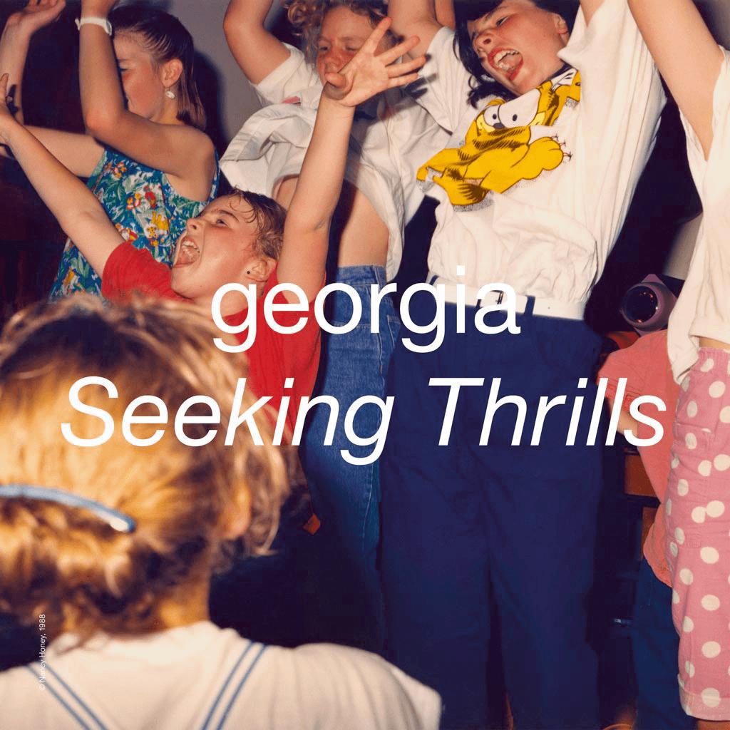 闊別五年,Georgia帶來第二張專集《Seeking Thrills》。