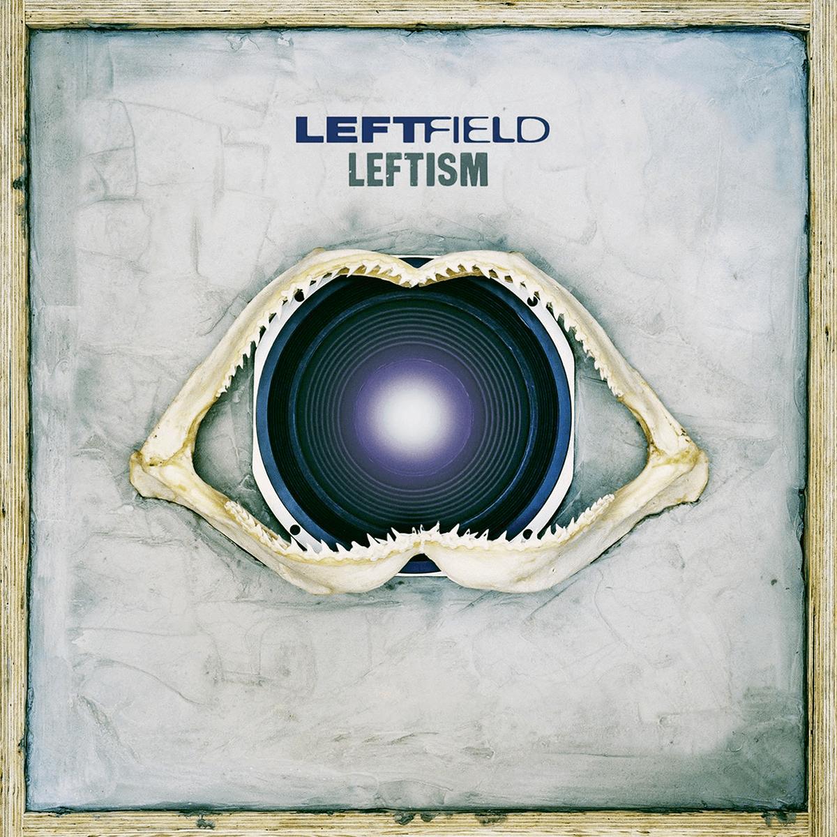 Leftfield的首張專集《Leftism》今年剛好二十五周年