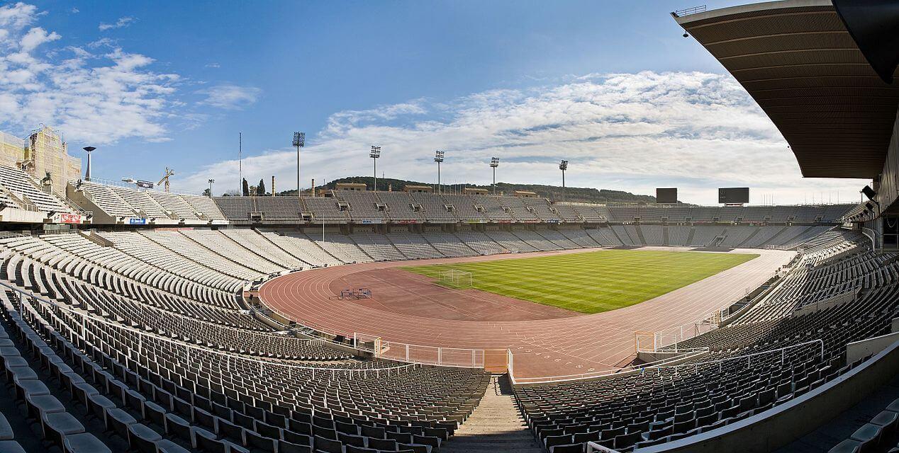 1992年奧林匹克運動會的巴塞隆納體育館