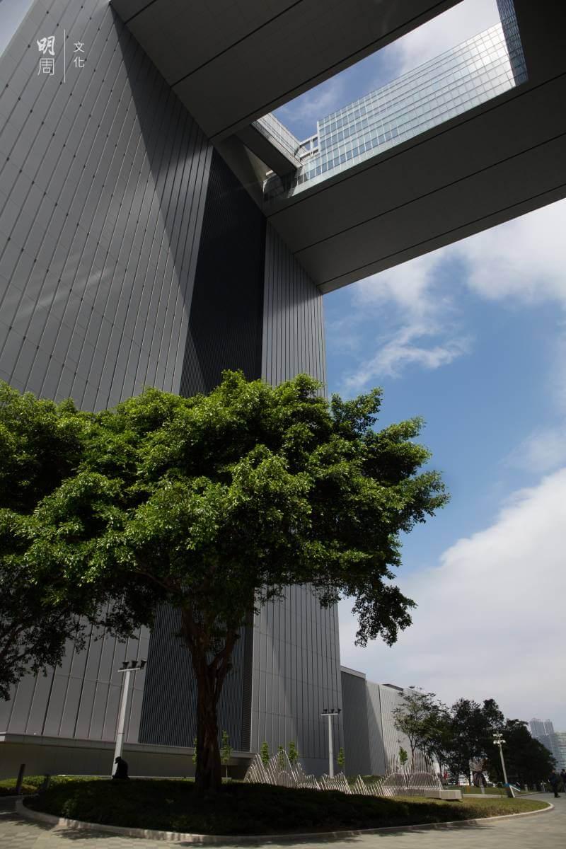 政府總部的「門常開」設計,原來不是代表開放透明,而是為了通風。