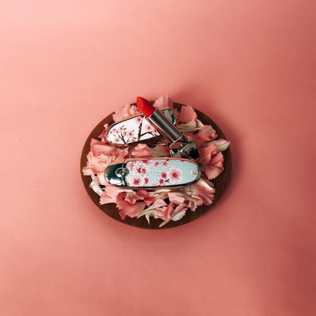 Guerlain Rouge G寶石唇膏盒HK$165 Rouge G寶石唇膏HK$260/ 3.5g