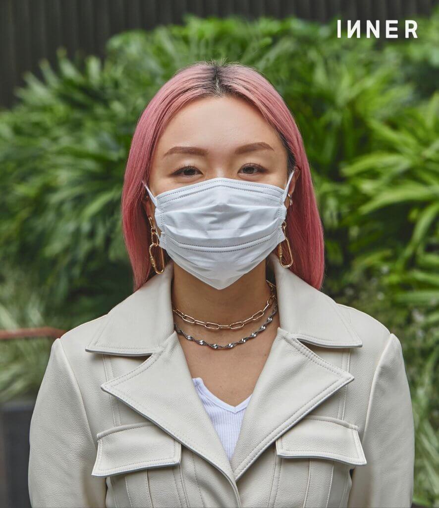 「我感恩的是香港人變得更加團結,會為其他人的健康着想,即使大家並不相識。」 KAR / 公關