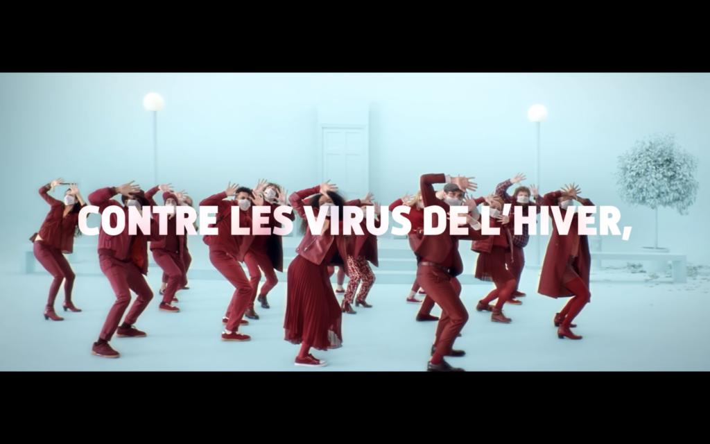 預防冬季病毒