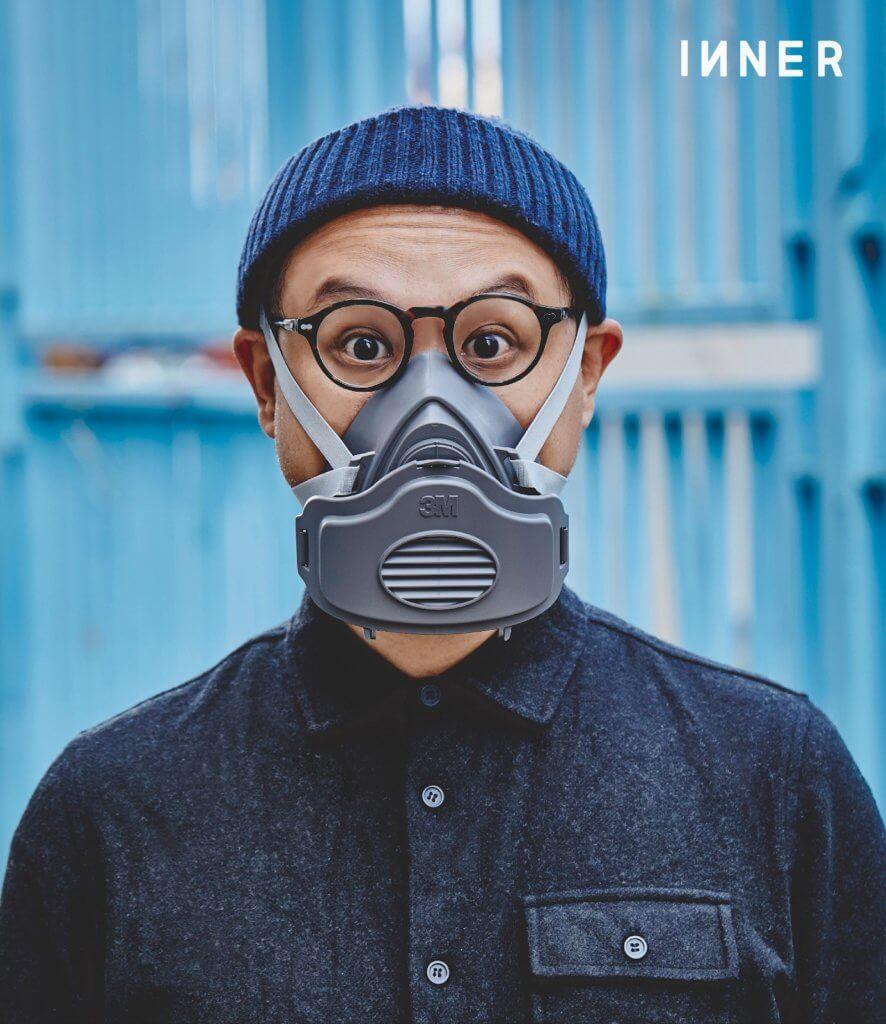 「我感恩我是香港人。正因這場疫情,我們才成為口罩專家,有機會build up自己。」 BILLY HAI / 髮型師