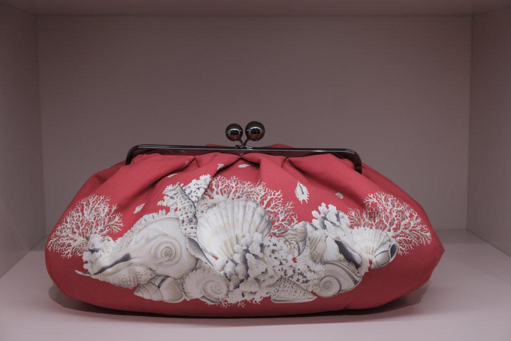 貝殼印花源於《終極天將》場景中的靈感