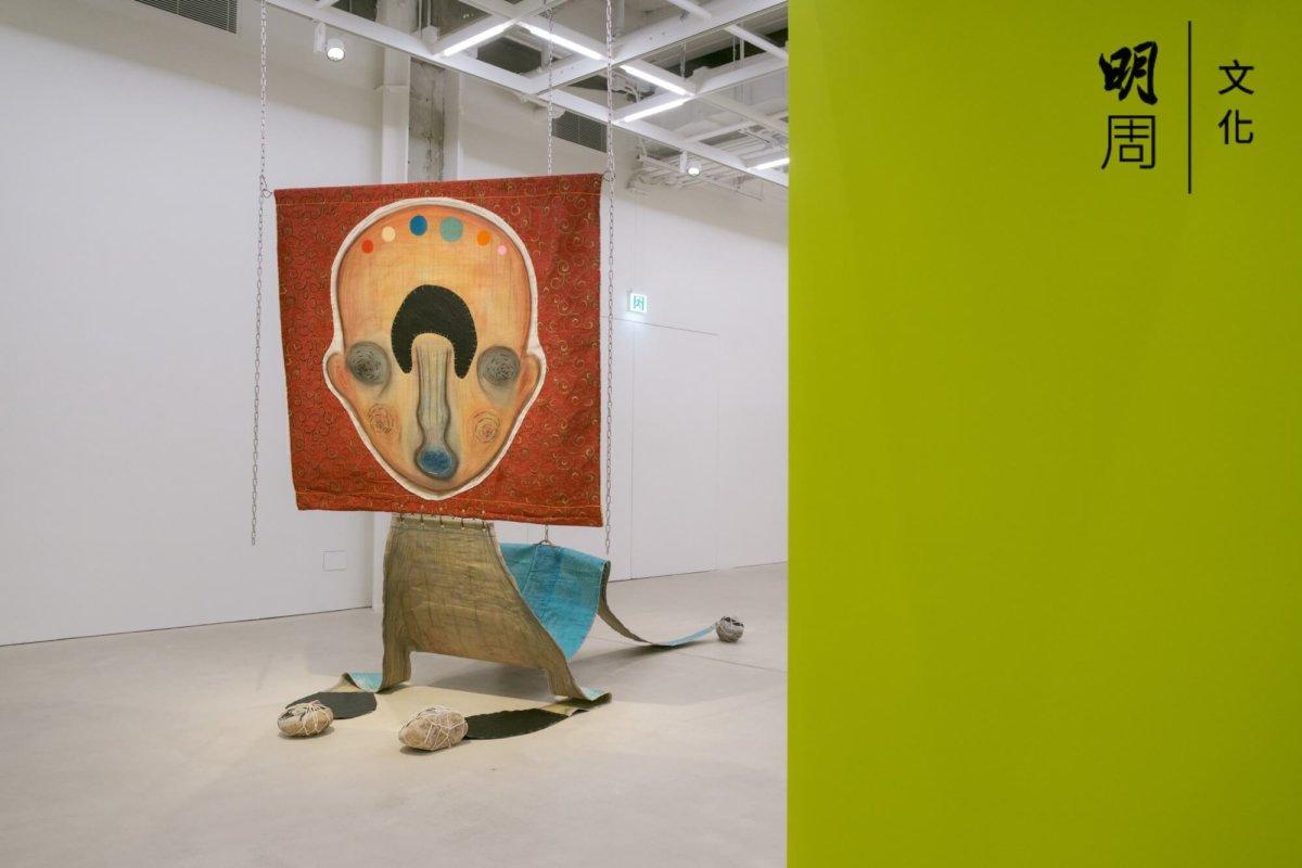 作品能呈現不同姿態,從平面到立體,變化自由而豐富。