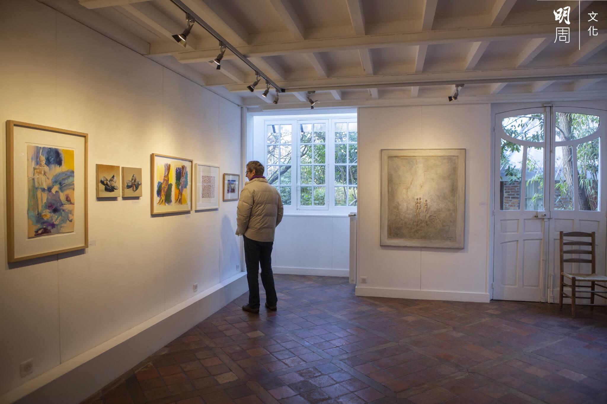 La Ruche現設有開放公眾參觀的展覽空間