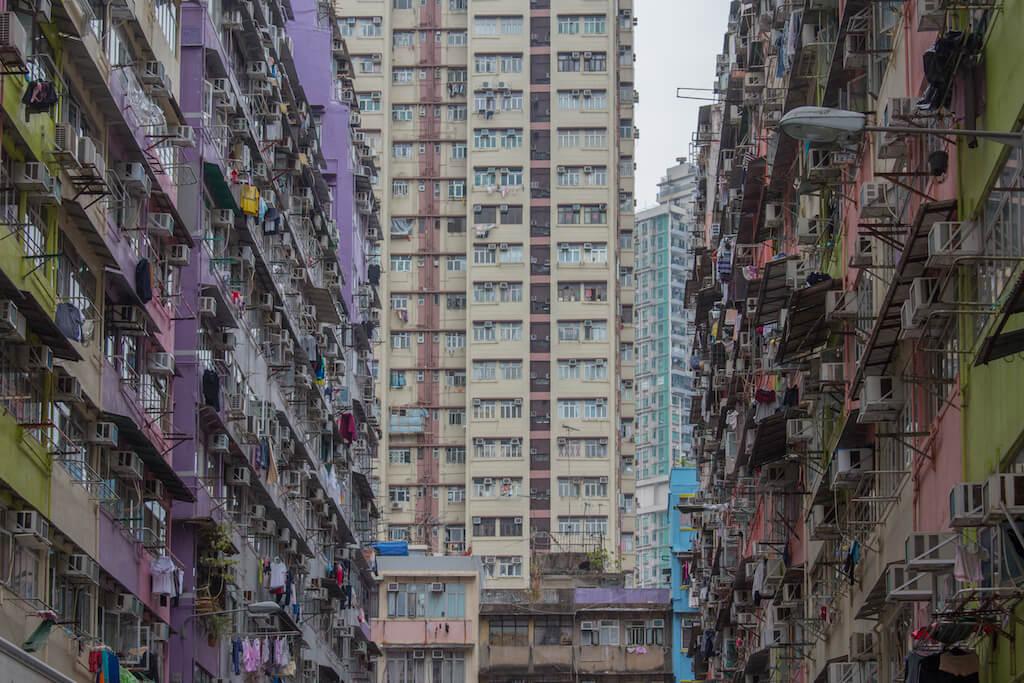 老闆Tommy選址這裏原因是此處可以看見舊區保留下來的唐樓,很有香港特色。