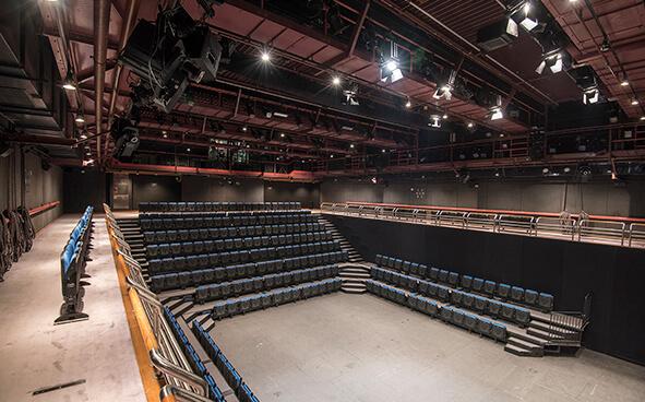 受武漢肺炎疫情影響,本地多個表演場館暫停開放。