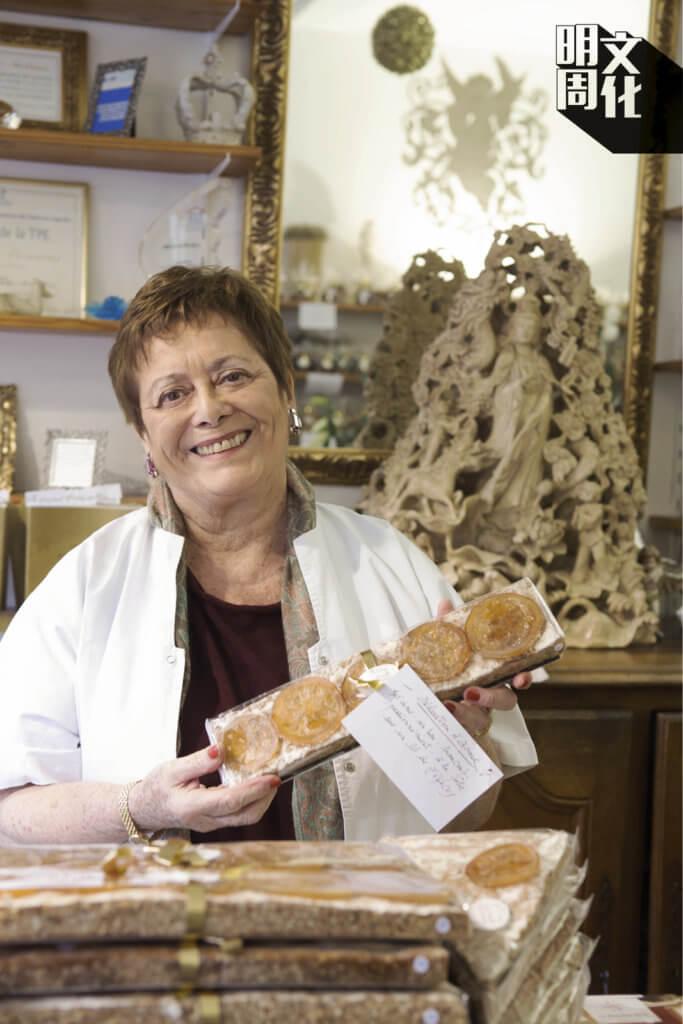 餅店東主Mireille Oster