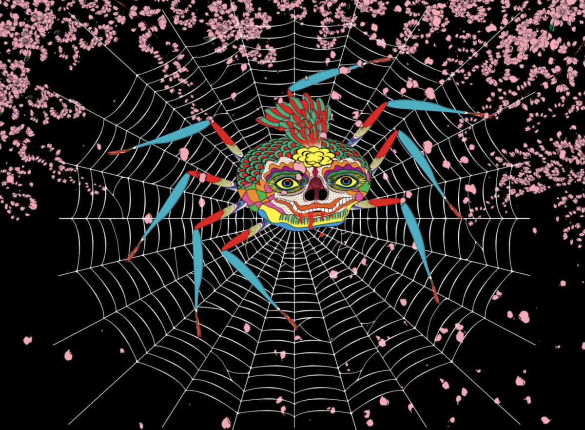 NANZUKA 畫廊帶來 日本藝術家Keiichi Tanaami (田名網敬一)的動畫作品《The Laughing Spider》