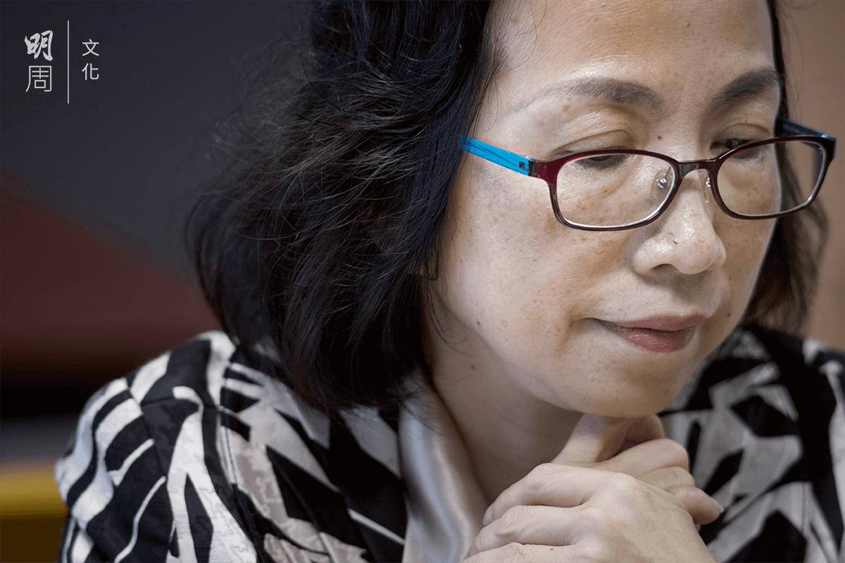 陳麗雲希望哀傷治療主流化,喪親者的 心靈得到照顧。