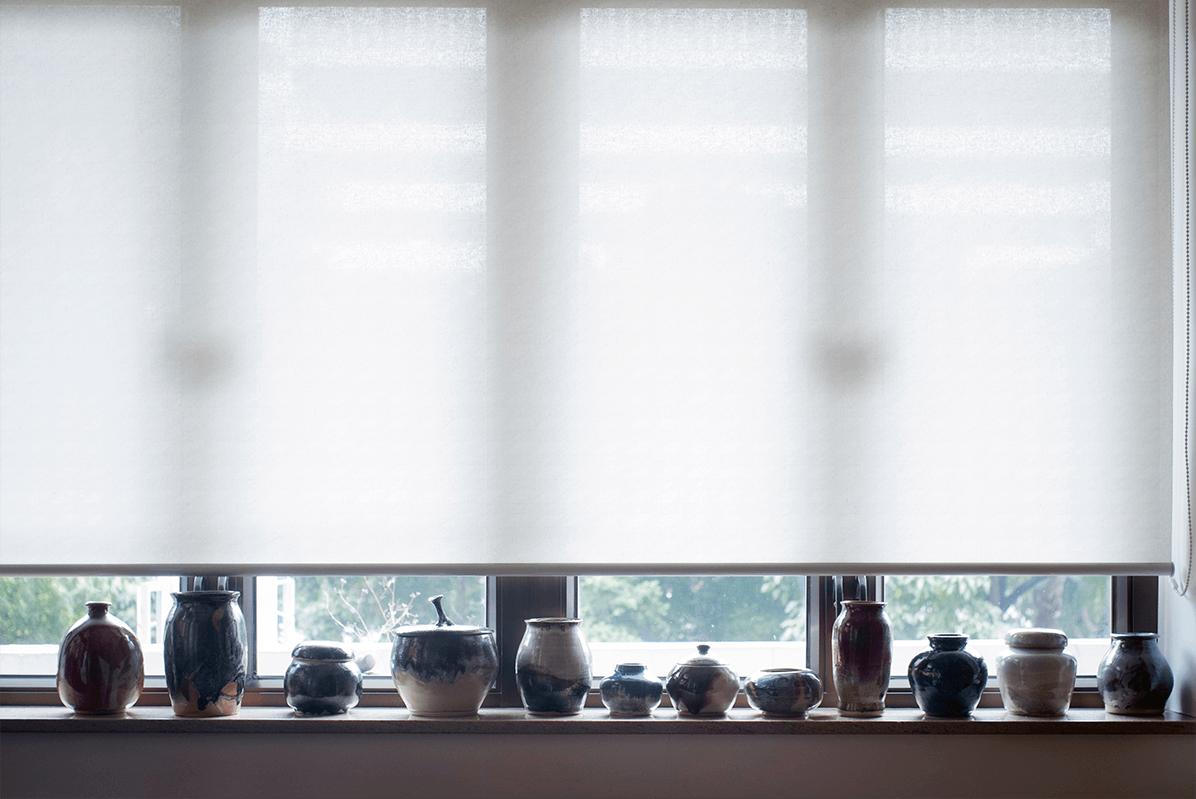 阿芳生前創作的陶瓷作品,為省電總是湊到一定數量才入電窯燒。因身體虛弱,一些作品無法完成。