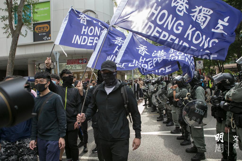 「香港獨立,唯一出路」這個口號,在反送中運動後期開始頻繁出現。到底,出路在哪?