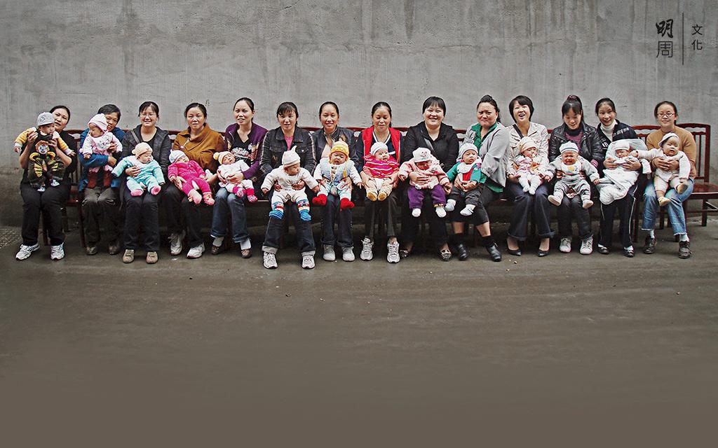 一張照片.十四段故事(本圖由災後心理援助專家劉猛在 2009 年 10 月 18 日攝於都江堰市)