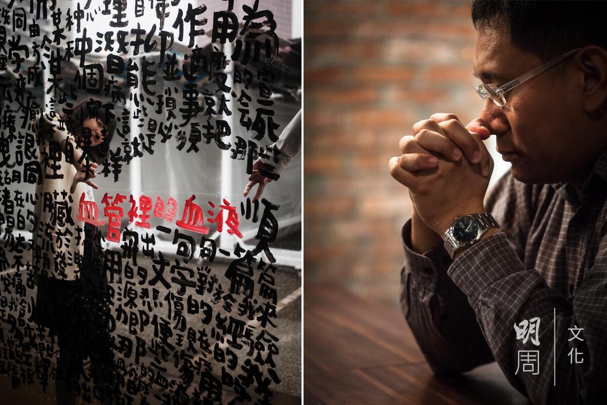 汪文豪始終對台灣農業以批判眼光來審視,揭發齷齪風氣。