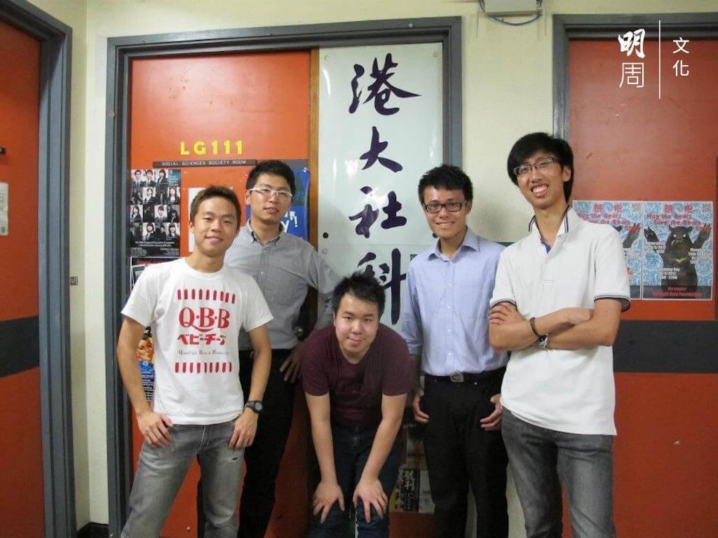 當年因為「最好」而選擇香港大學,入學後因為覺得課程不如預期,反而荒廢學習。