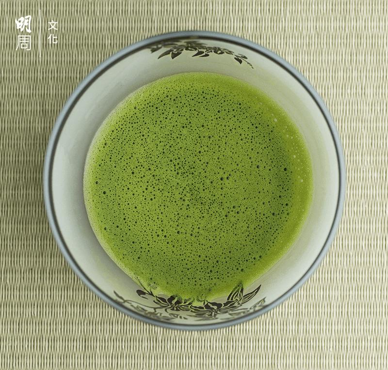 一碗茶湯的天然味道,飽含主人的敬意和心意,令人感動。
