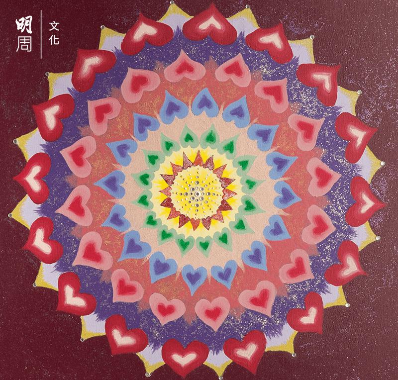 畫曼陀羅成為療癒身心的方法