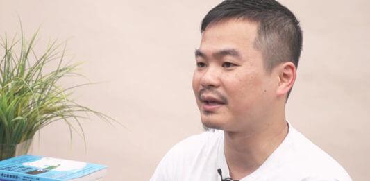 「麥穗」負責人徐焯賢,指獨立出版有人選擇不做,也會有後來者,選擇做下去的總會找到生存的路。