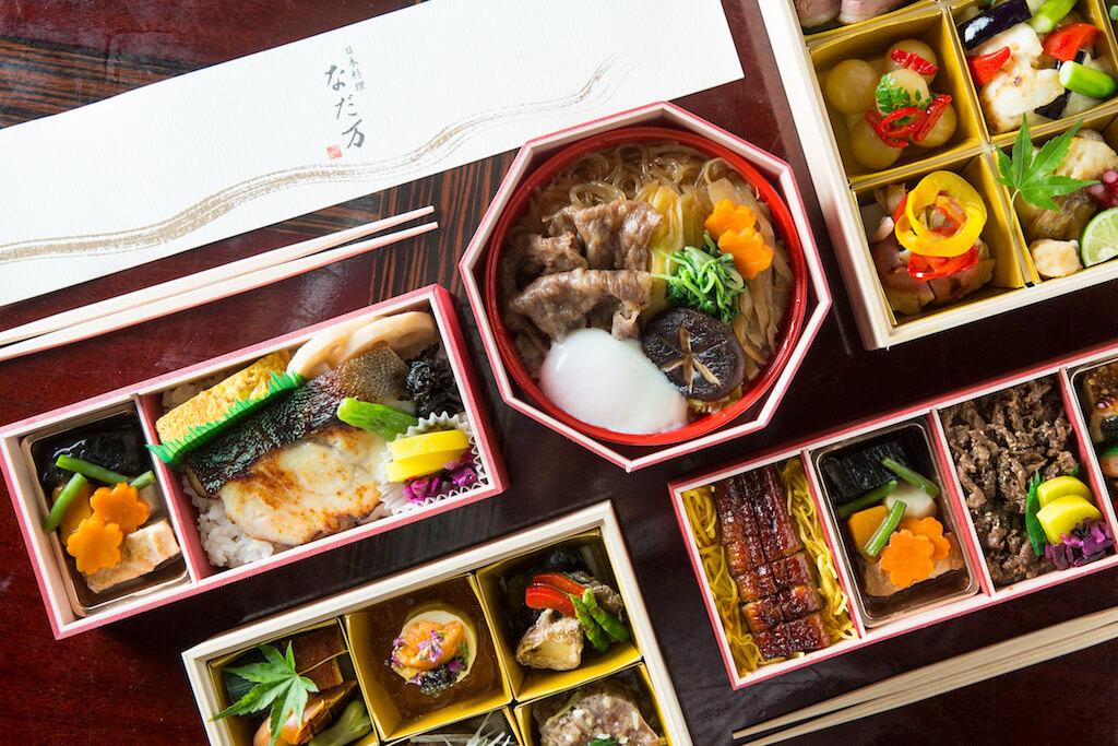 日本人品嘗便當目的是方便,不論在火車上,還是工作中的小休,都能果腹。