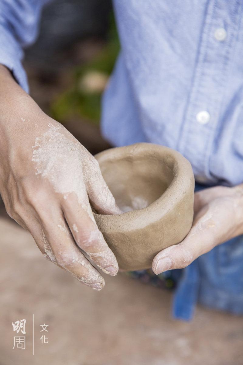 陶瓷和作物,都是土地的禮物。