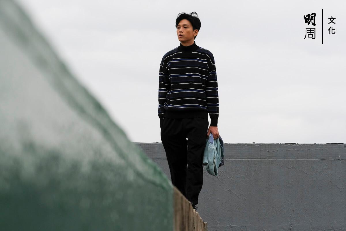 跟小野回顧他近十年當演員的進程,他說起:「我的演出作品,有點像人生記錄。回看我會想起演出時,人生大概在經歷什麼。」