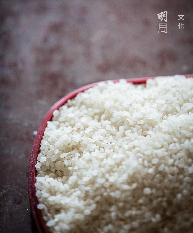 最好吃的米在哪裏?米王說,在農民自己的家裏。